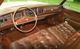 1976 Chrysler New Yorker Brougham Dashboard