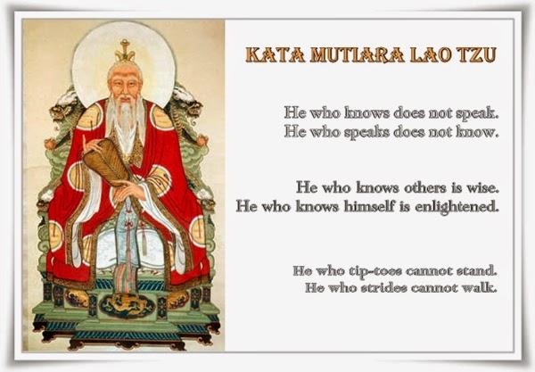 Kumpulan Kata Mutiara Lao Tzu Dan Sedikit Biografi Tentangnya