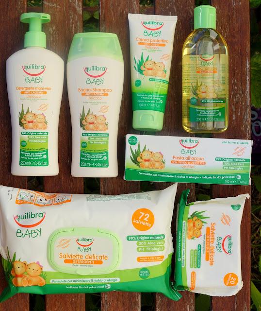 Equilibra naturalne kosmetyki dla dzieci