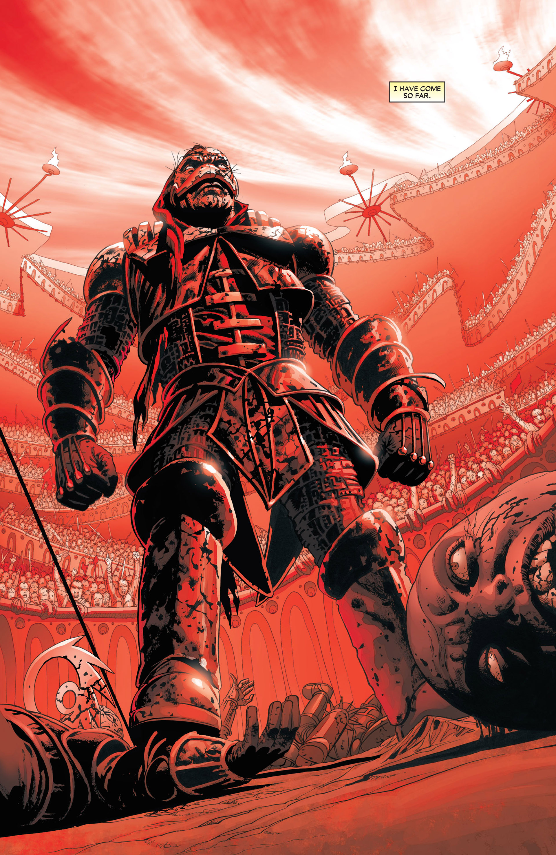Read online Astonishing X-Men (2004) comic -  Issue #4 - 2