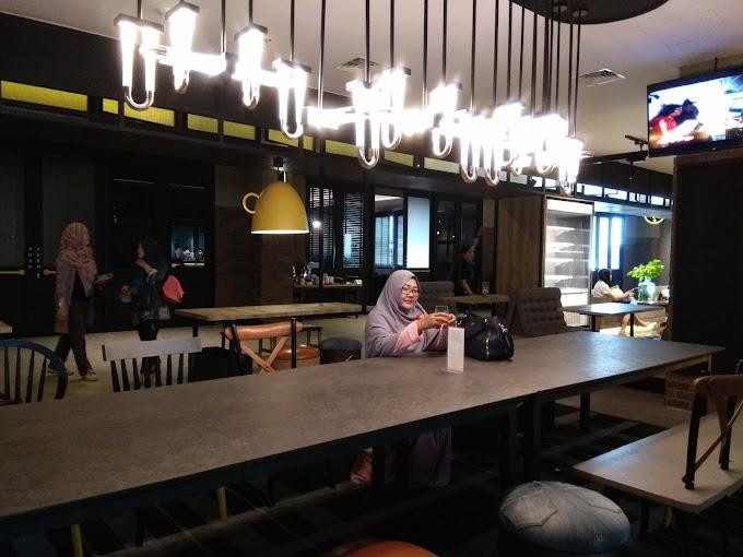 Menikmati Citarasa dan Suasana di Verve Bistro & Coffe Bar