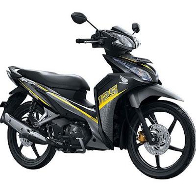 Sepeda Motor Honda Blade 2
