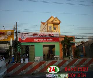 Bảng hiệu hiflex - Quảng cáo bảng hiệu - Banghieu24h.com