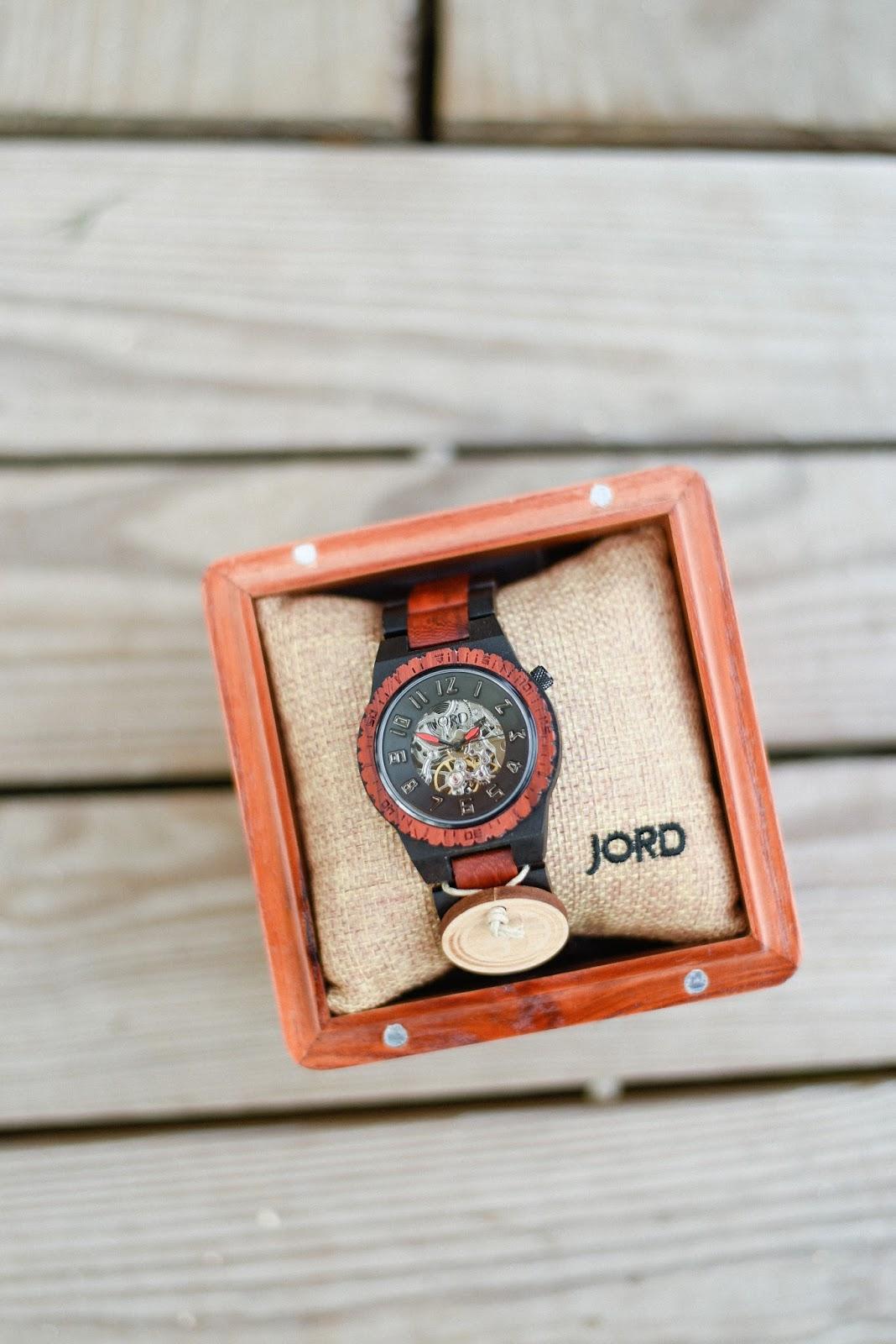 JORD (Dover Series) Watch