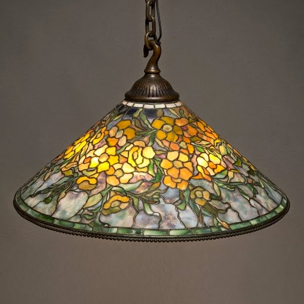 Authentic Tiffany Lamps The Difference Between A Style And An Lamp