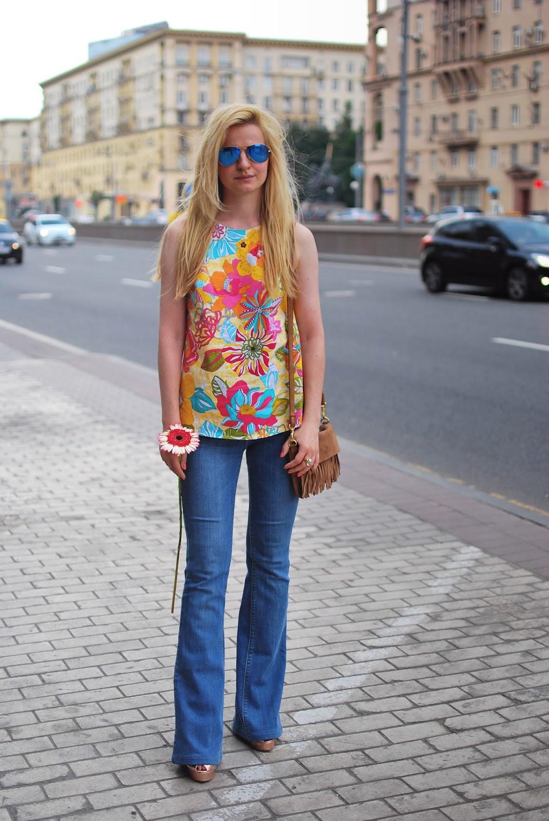уличная мода лето 2016