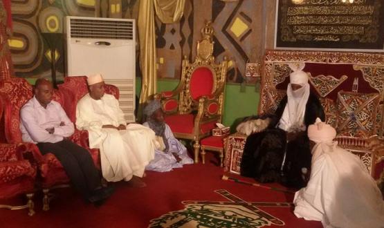 amaechi visit kano emir