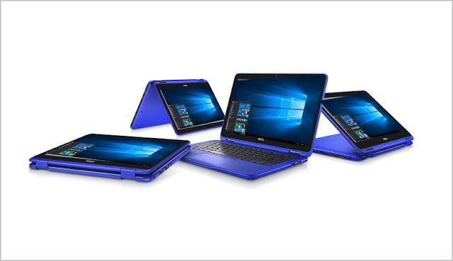 Dell Inspiron 11-3168 N3060 Ubuntu