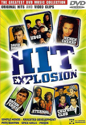 Hit Explosion DVD R1 NTSC VO