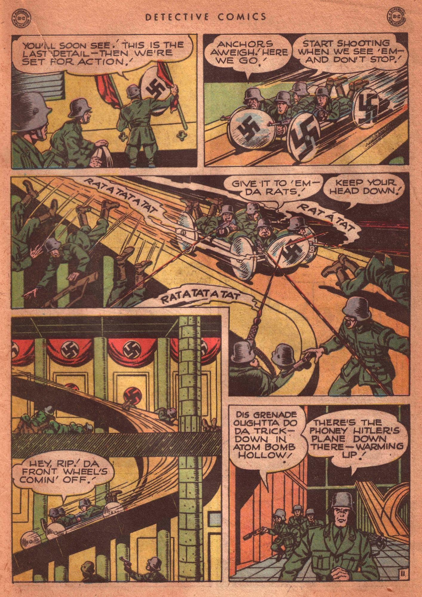 Read online Detective Comics (1937) comic -  Issue #125 - 47