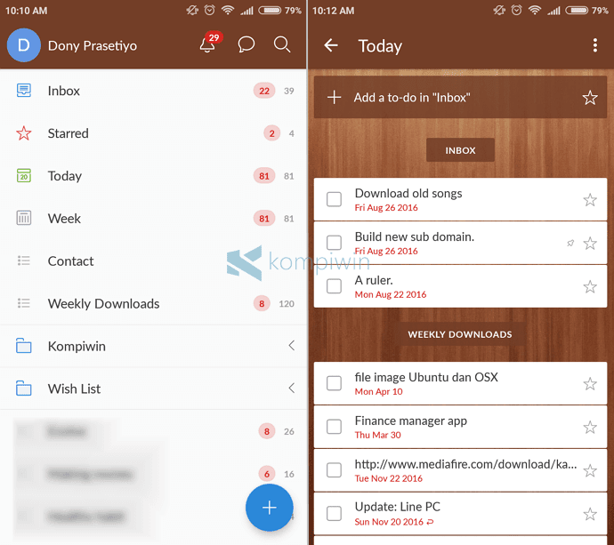 wunderlist android aplikasi to-do terbaik