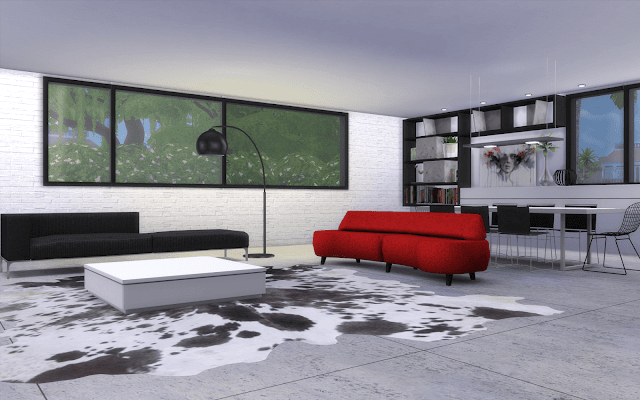 salon design sims 4