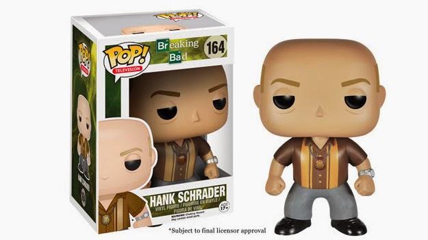 Hank Pop! Funko Breaking Bad