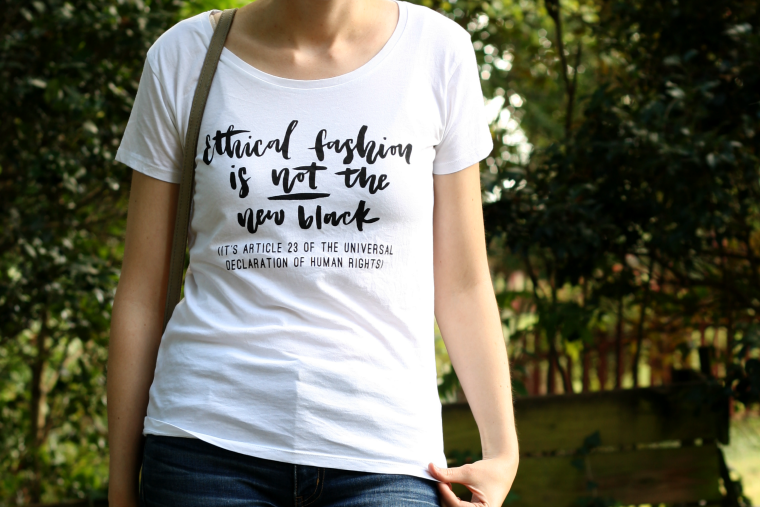 A Beautiful Refuge Ethical Fashion Tee