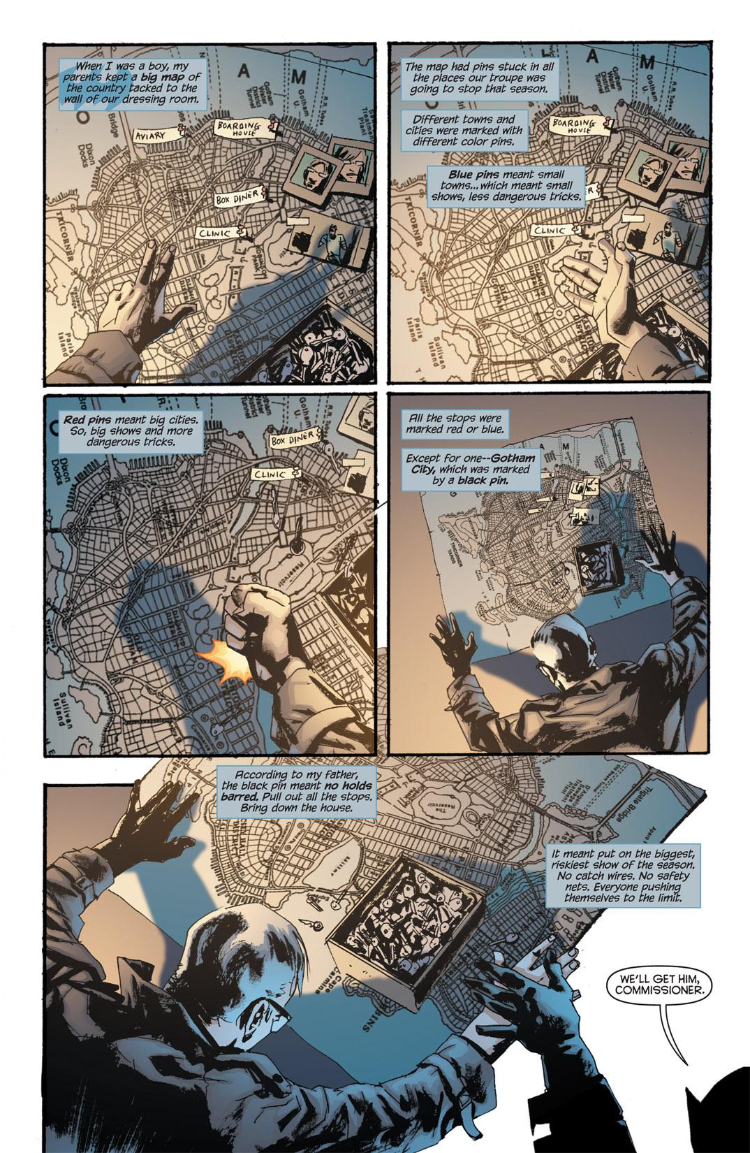 Detective Comics (1937) 881 Page 1