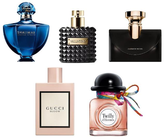 Najlepsze perfumy dla kobiet, damskie 2017 roku