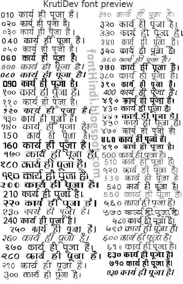 Online Marathi Typing Test