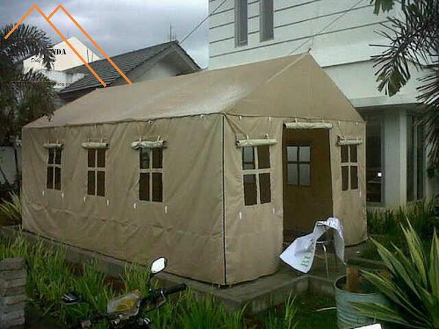 Toko tempat, produksi dan penjual tenda di Bandung