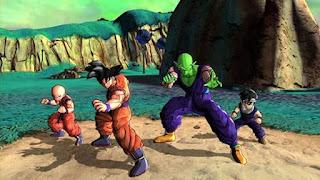 Jogo Dragon Ball Z Battle of Z XBOX 360 DBZ BOZ