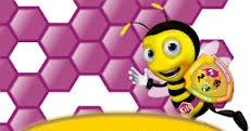 Lebah Lucu Penghasil Madu