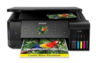 Epson Expression Premium ET-7700 Driver Download