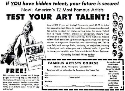 Famous Artist Course