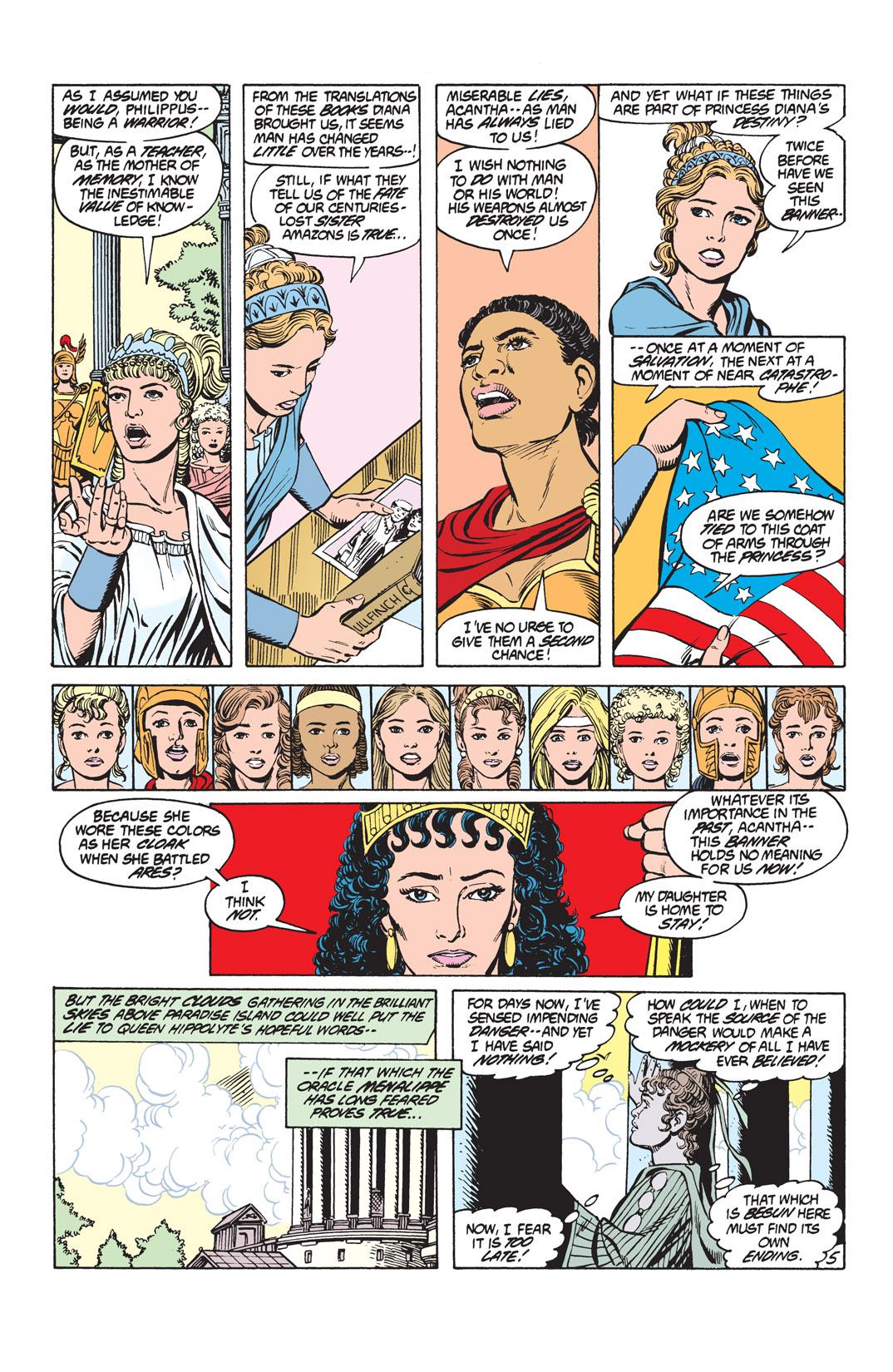 Read online Wonder Woman (1987) comic -  Issue #10 - 7