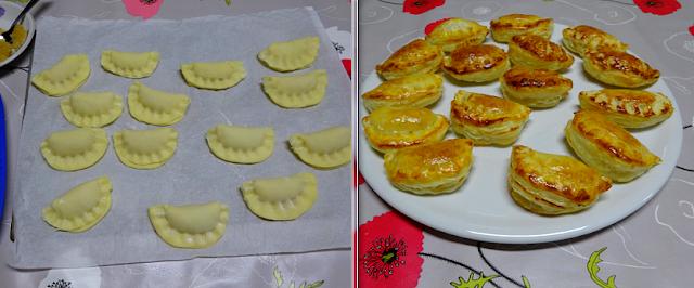 viennoiserie pâtisserie dessert mini chaussons aux pommes