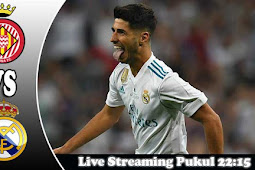 Live Streaming Girona vs Real Madrid 29 Oktober 2017