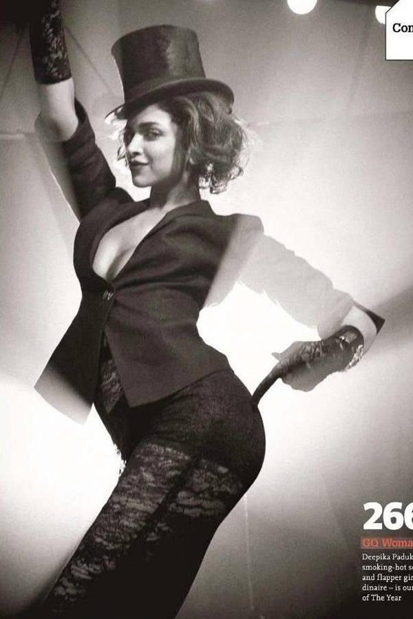 Deepika Padukone Photoshoot For GQ Magazine October 2012 ...  Deepika Padukon...