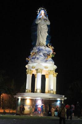 Perjalanan Rohani Patung Bunda Maria Assumpta, GMKA