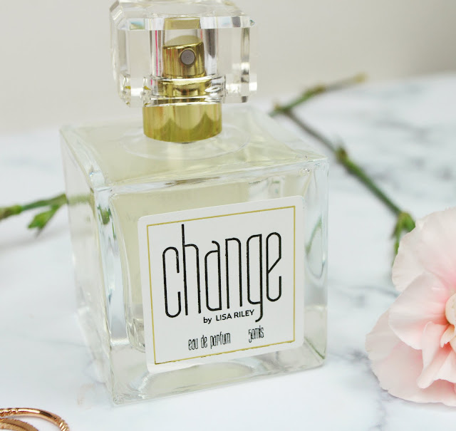 Lisa Riley Change Perfume Review