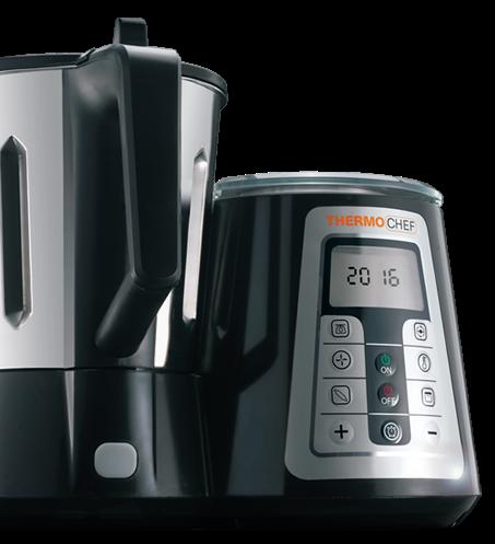 thermochef el robot que cocina por ti el regalo original. Black Bedroom Furniture Sets. Home Design Ideas