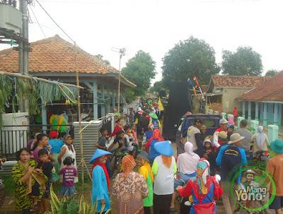 Seruu!!... Vidio Ruwatan Bumi di Desa Bendungan, Pagaden barat, Subang
