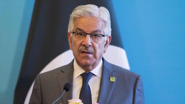 Amenazas de Trump 'no significan nada' para Paquistán