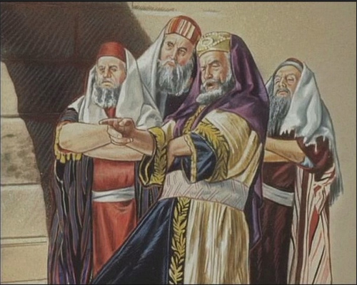 Religious leaders - Artist unknown