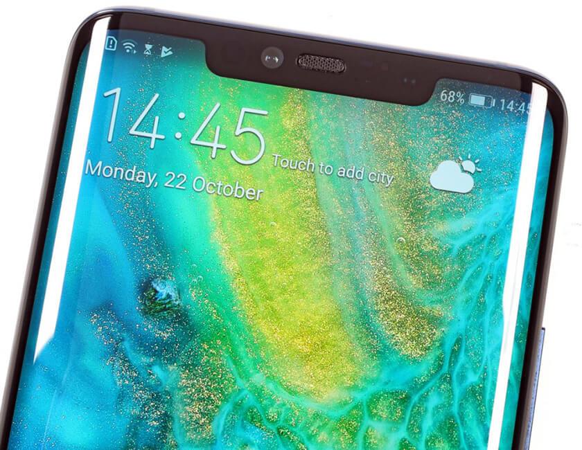 Huawei Mate 20 Pro pantalla y cámara