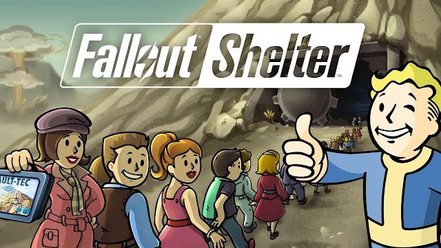 Fallout Shelter 1.13.10 Mod Hack Unlimit Resource