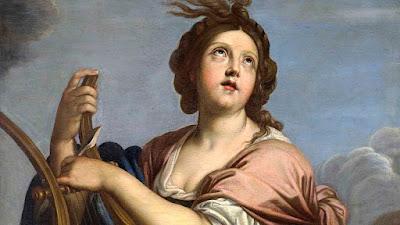 Imagem de Santa Cecília, pintura, #1