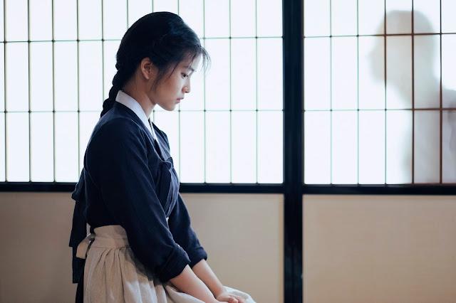 La servante Sookee dans Mademoiselle, de Park Chan-Wook (2016)