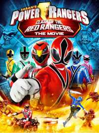 Power Rangers Samurai Clash Of The Red Rangers (2013) 720p 300mb Hindi Full Dual Audio Download