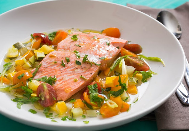 Include fatty fish in your weight loss meal plan