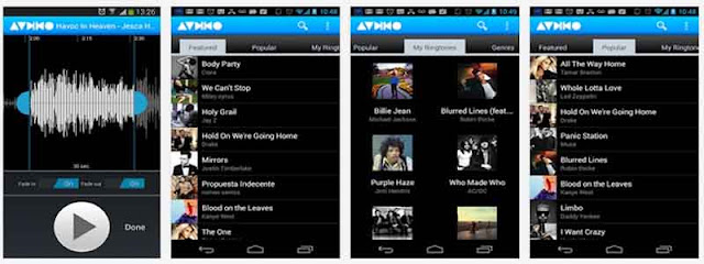 Audiko ringtones for Android v2.26.93 PRO