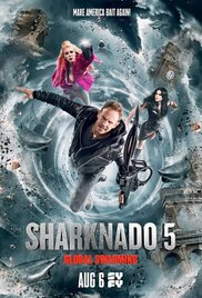 Watch Sharknado 5: Global Swarming Online Free 2017 Putlocker