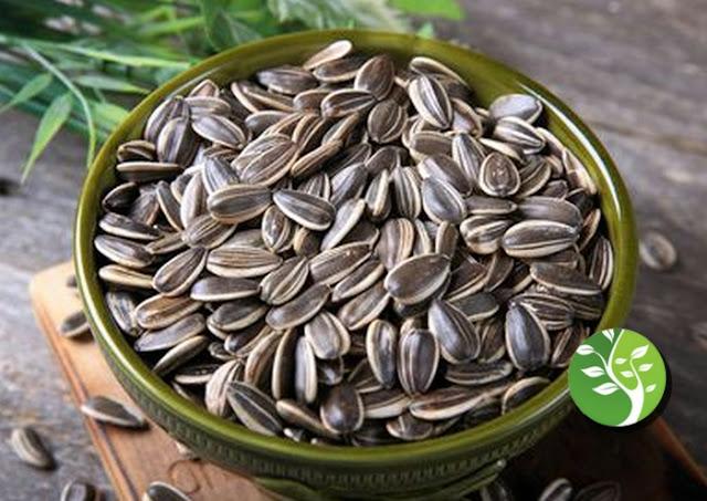 Semillas de girasol para controlar el azúcar en la sangre, la desintoxicación, la salud ósea, el buen estado de ánimo, la pérdida de peso y la prevención del cáncer