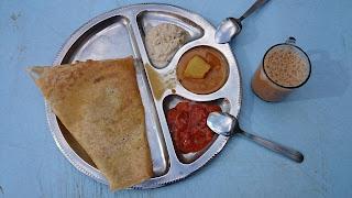 Indian Food Restoran Sri Pandi Brickfields Kuala Lumpur