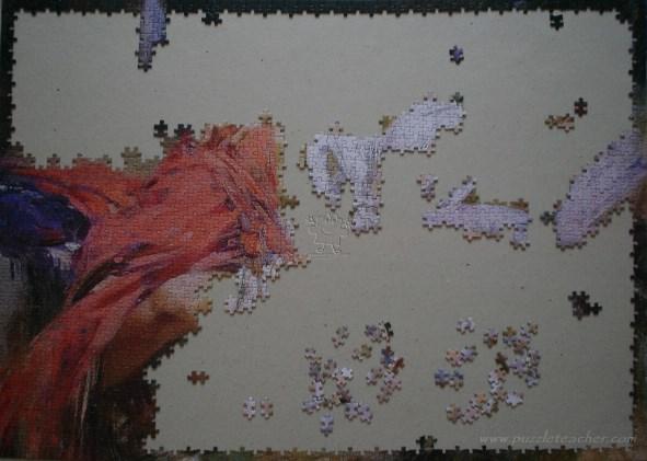 art puzzle Tatlı Düşler