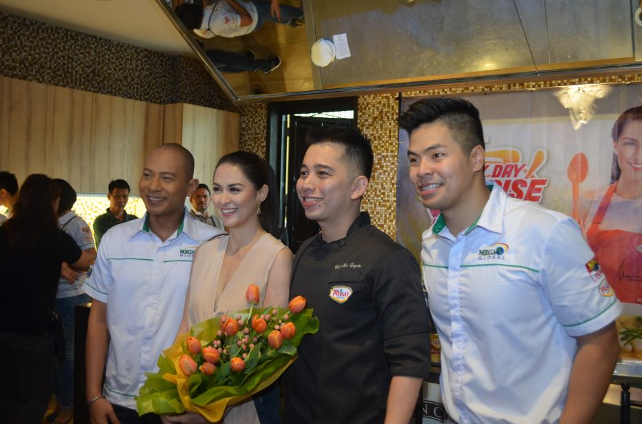 Marian Rivera has a Mega Prime SOUPrise this rainy season