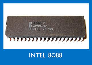 Intel 8088 (1979)