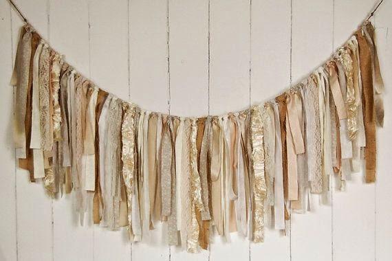 Manualidades con cintas de tela manualidades for Lazos para cortinas